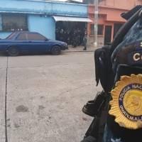 Allanamientos contra extorsionistas en Guatemala y Escuintla