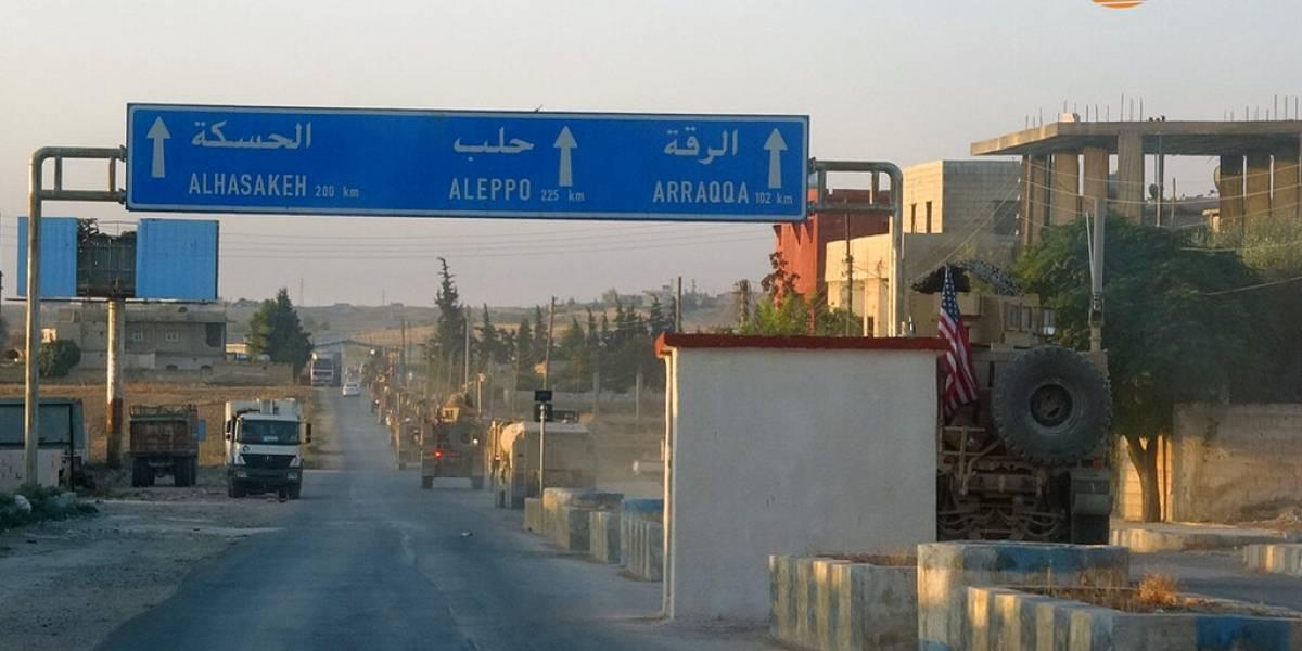 EU retira sus tropas de Siria ante inminente ataque turco