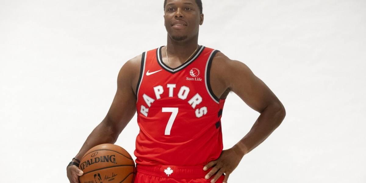 Kyle Lowry firma extensión de contrato con los Toronto Raptors