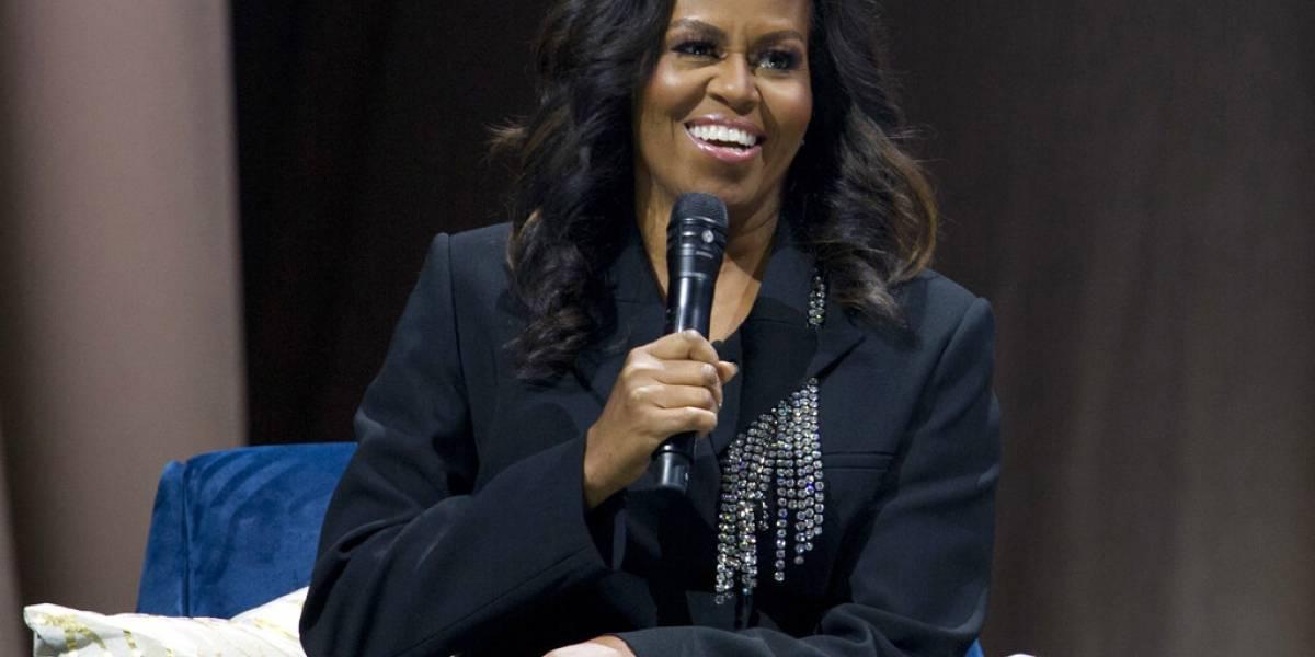 Libro de Michelle Obama servirá para inspirar a los lectores