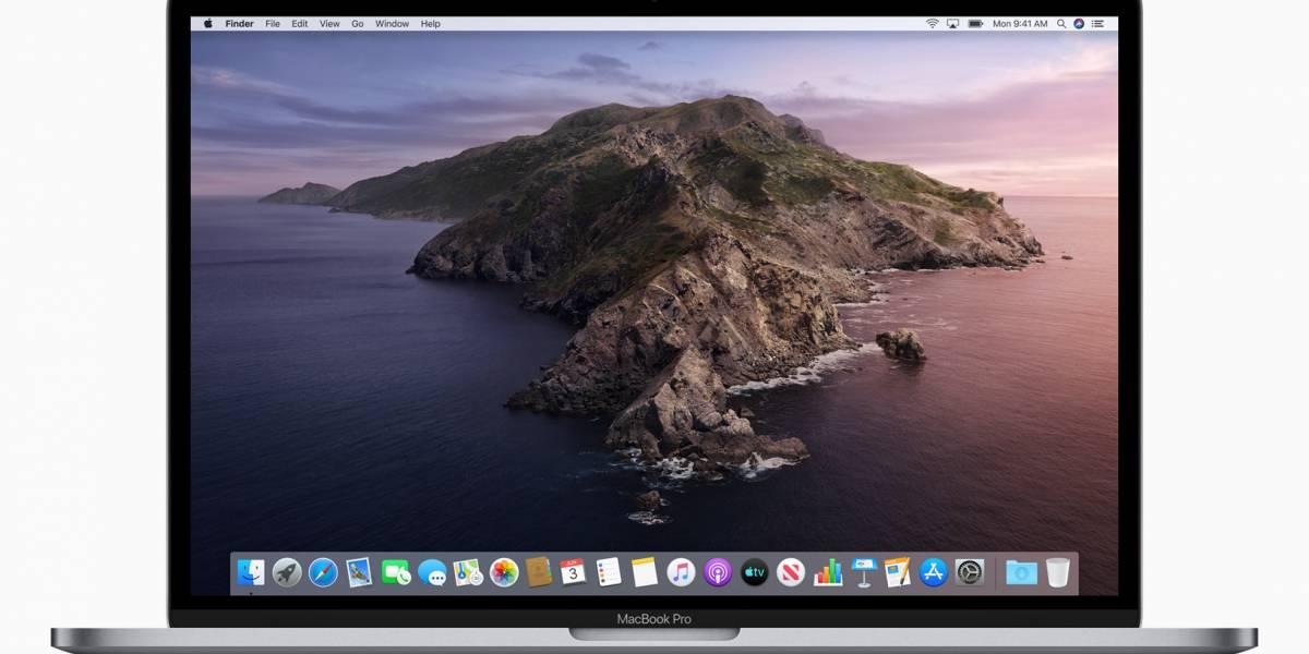 Tecnologia: macOS Catalina da Apple já está disponível mundialmente