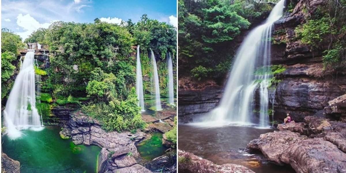 Conozca la cascada más bella de Colombia, un paraíso oculto entre las montañas