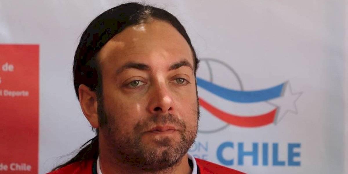 """Massú le tiene fe a Garin y Jarry en la Copa Davis: """"Con ellos dos puedo soñar con cosas importantes a futuro"""""""