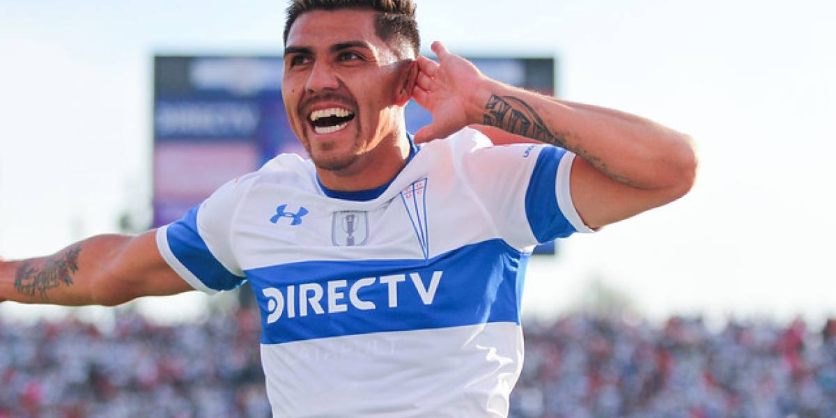 César Pinares extendió su contrato hasta diciembre de 2021 con Universidad Católica