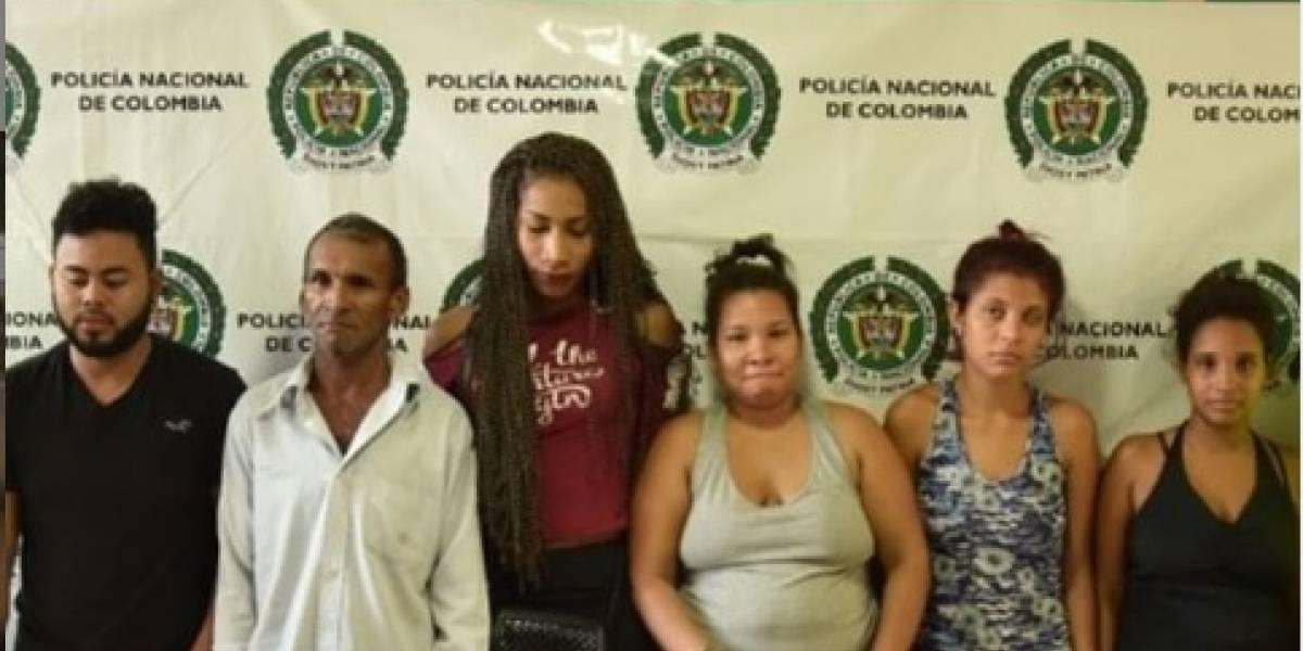 Repudiable: cae banda colombiana por trata de menores