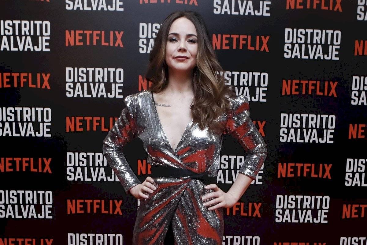 Camila Sodi Tetas camila sodi: la actriz posa completamente desnuda para