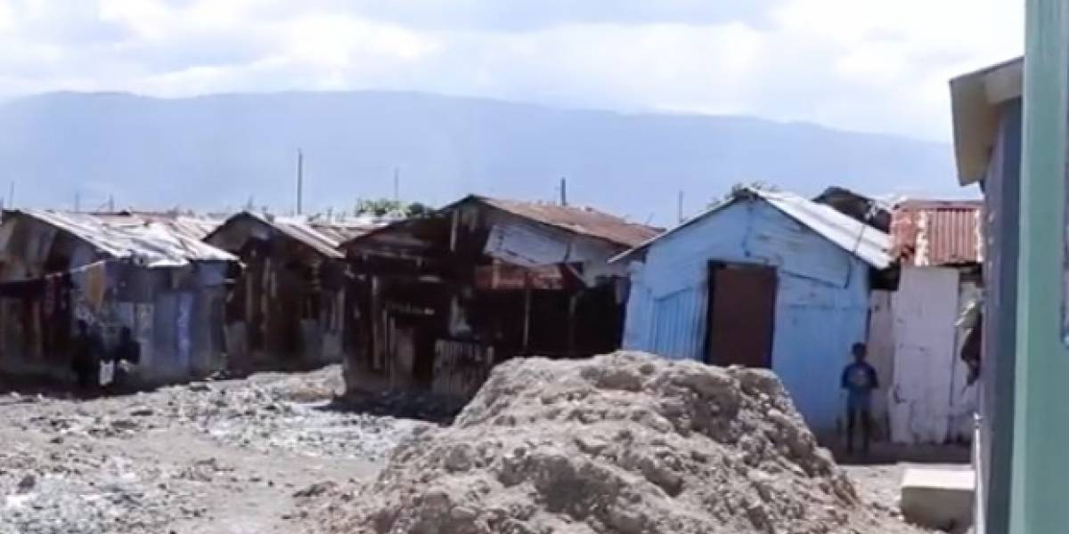 La precaria situación que vive Haití nueve años después del terremoto