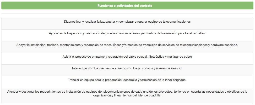Estados Unidos necesita a 100 colombianos que quieran trabajar en estas áreas