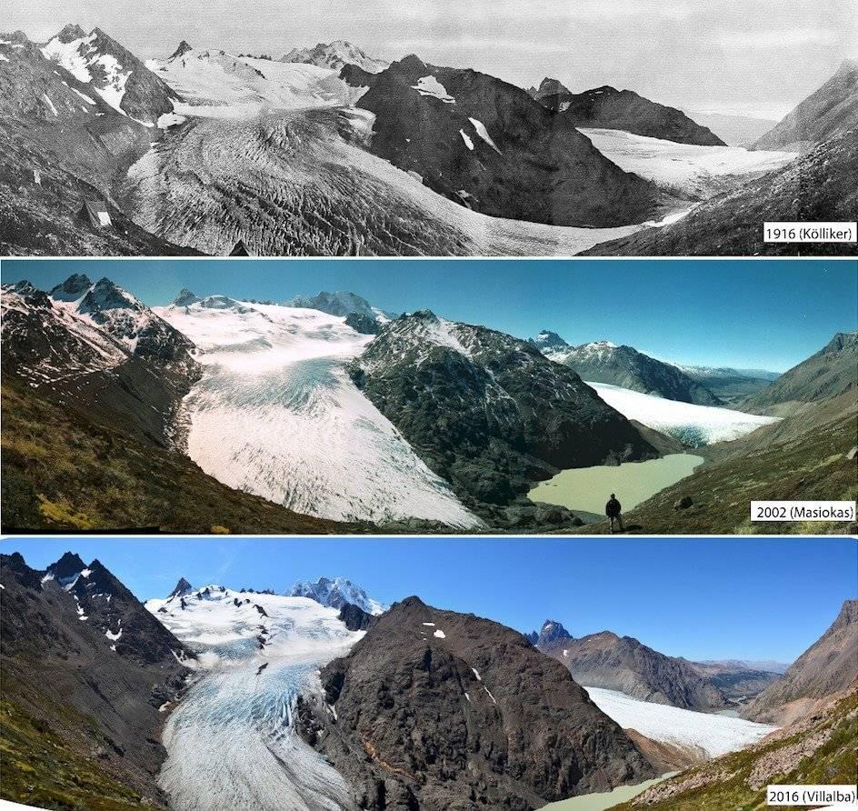 Glaciar Quervain