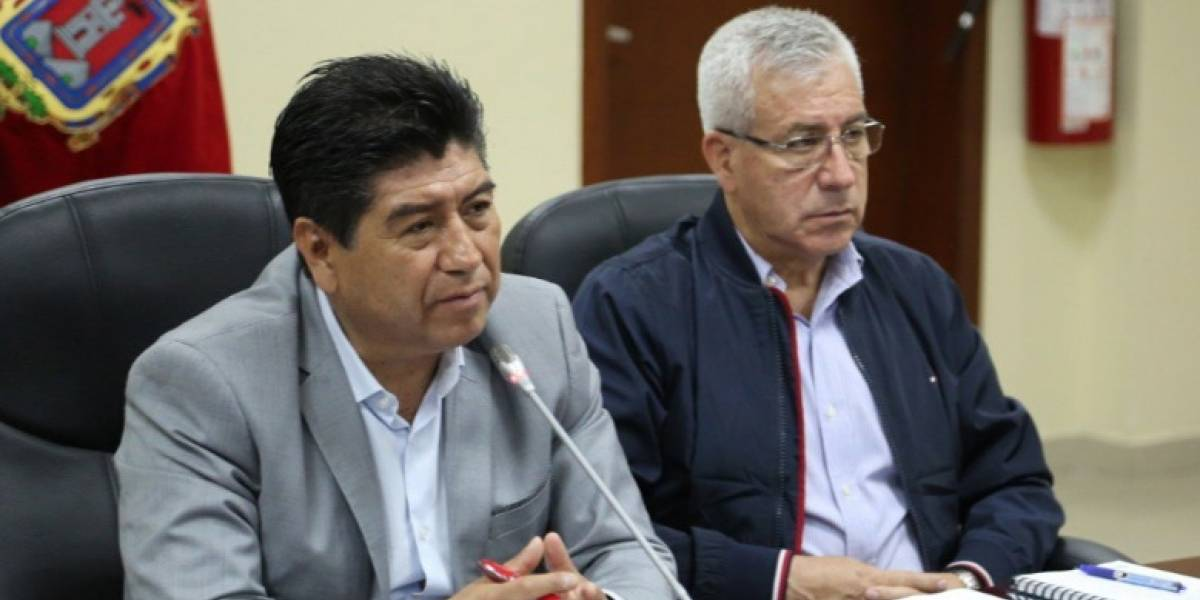 Alcalde Jorge Yunda declara en emergencia a Quito tras las protestas