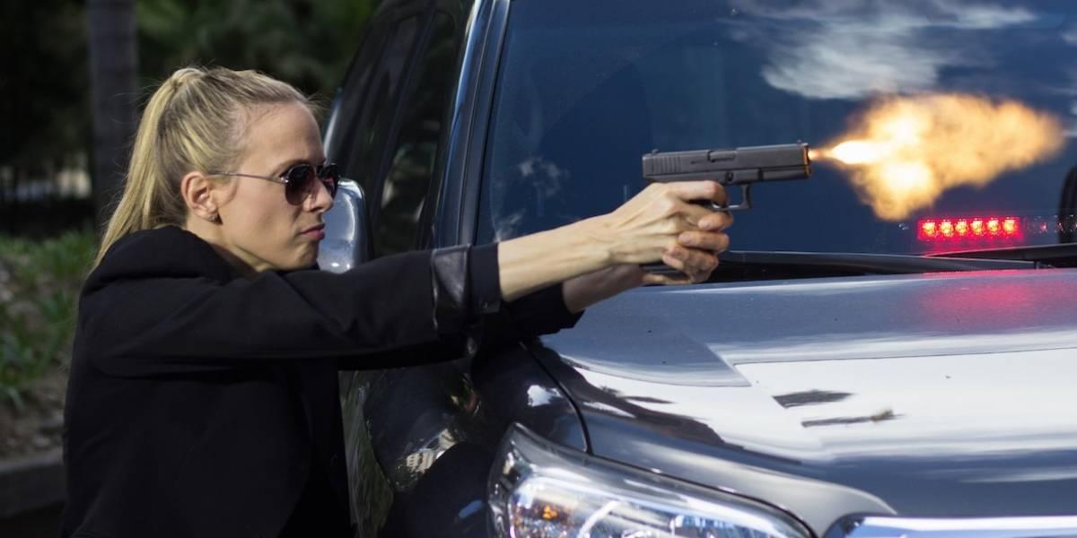 """Geraldine Zivic: """"'Perseguida' es una película que te mantiene intrigado"""""""
