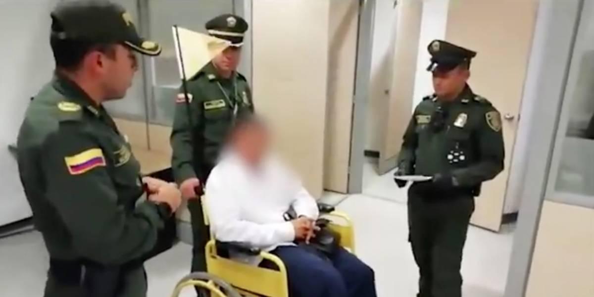 Atrapan en El Dorado a viajero que escondía cocaína en la prótesis de una pierna
