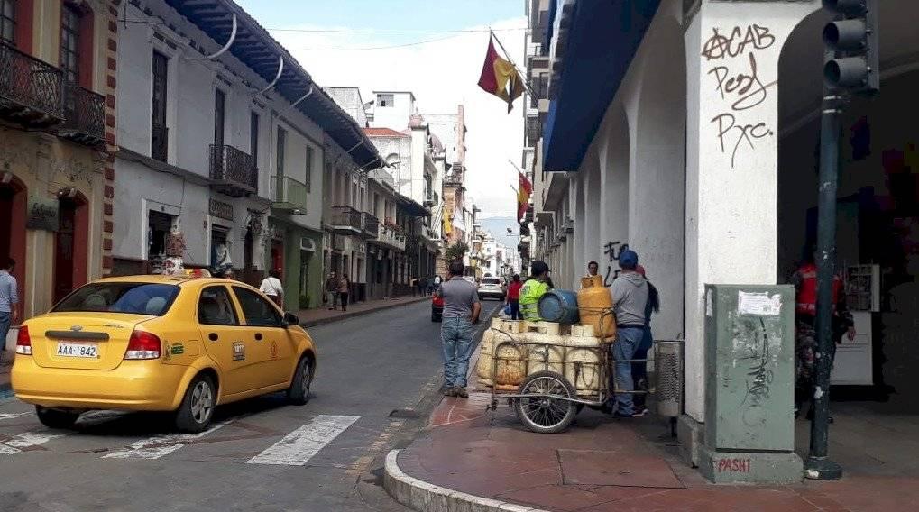 Desabastecimiento de alimentos en Cuenca METRO ECUADOR