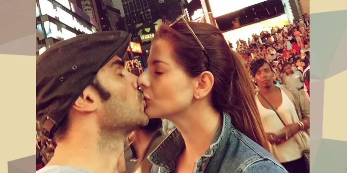 ¿Por qué dicen que Carolina Cruz y Lincoln Palomeque se separaron?
