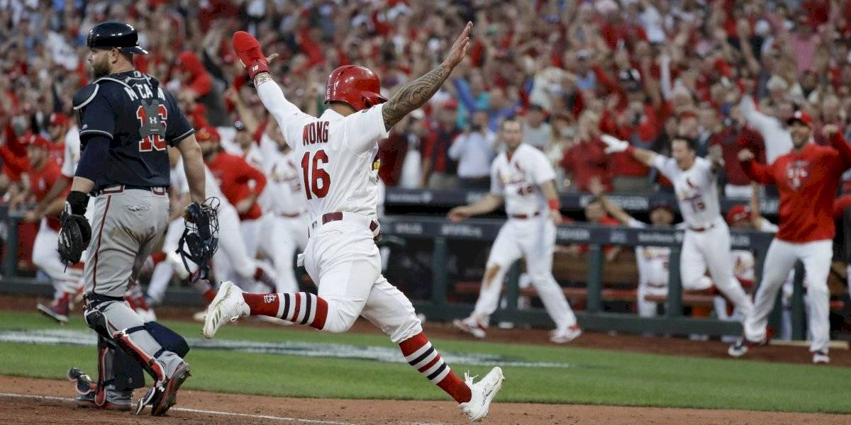 Cardinals empatan la serie a 2 ante los Braves y habrá quinto juego el miércoles