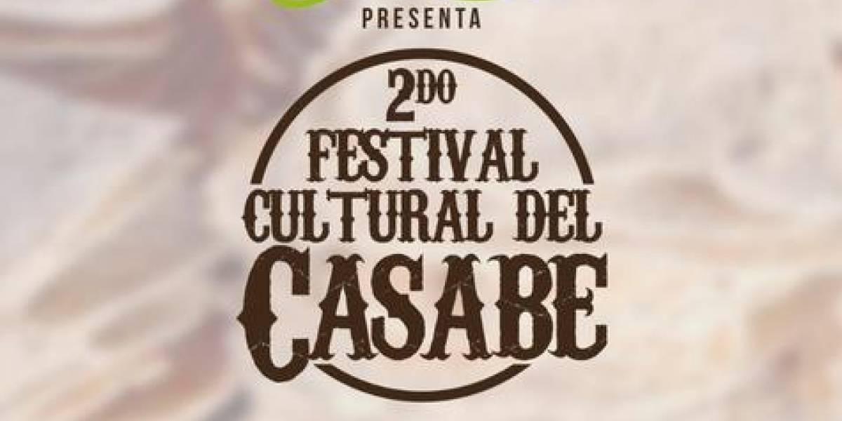 """""""Festival Cultural del Casabe"""" en honor a nuestra herencia"""