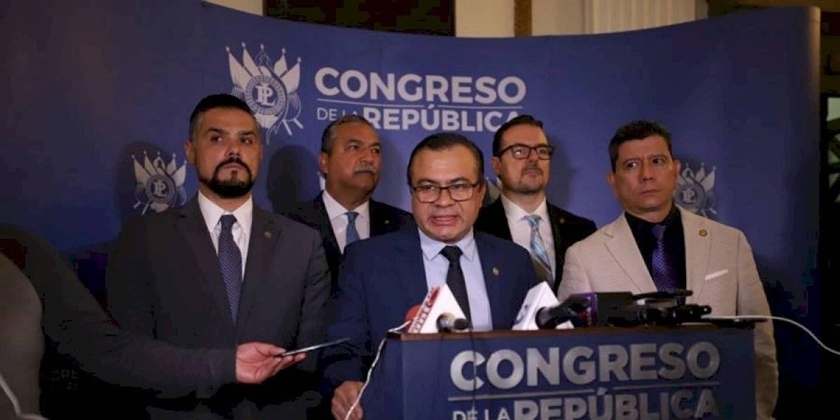"""CC suspende trabajo de la comisión que """"investiga"""" a CICIG"""