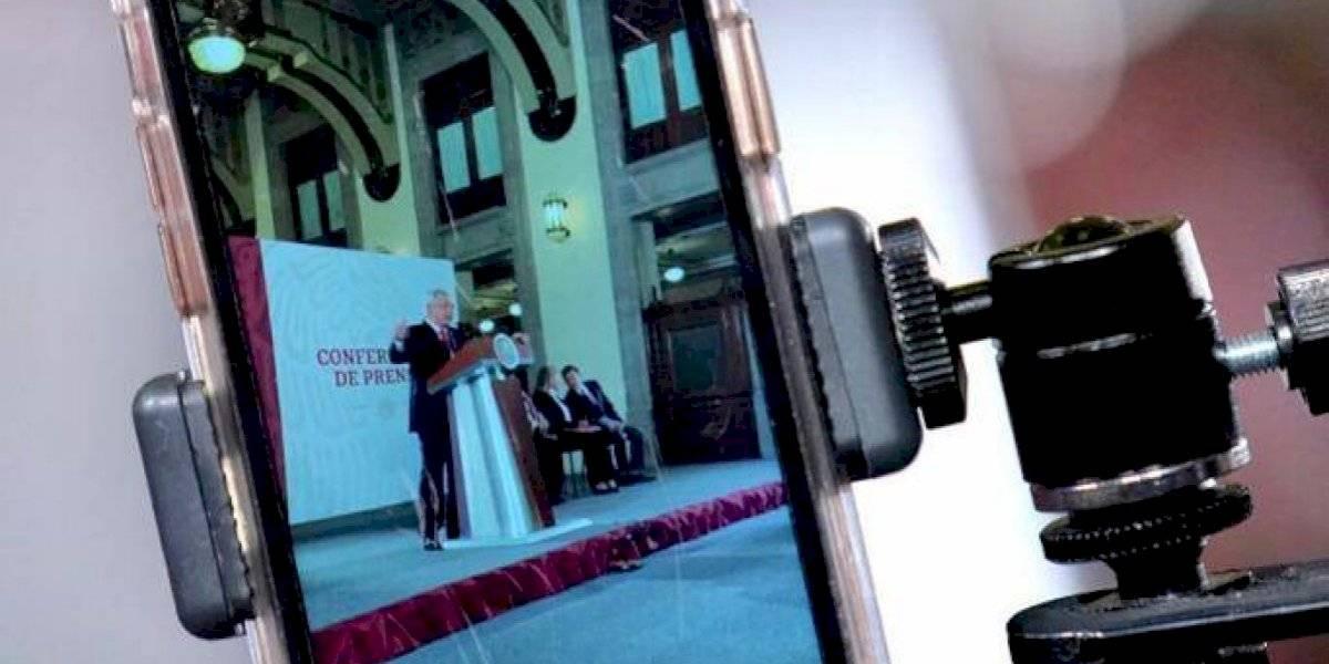 Rechaza AMLO que haya censura en las mañaneras por parte de Cepropie