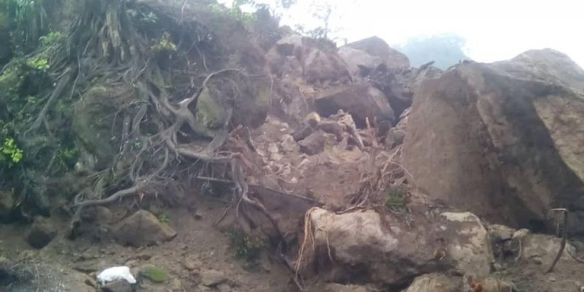 Niños son arrastrados por correntada en Chiquimula