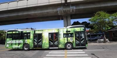 Diseño nuevos buses eléctricos en Medellín