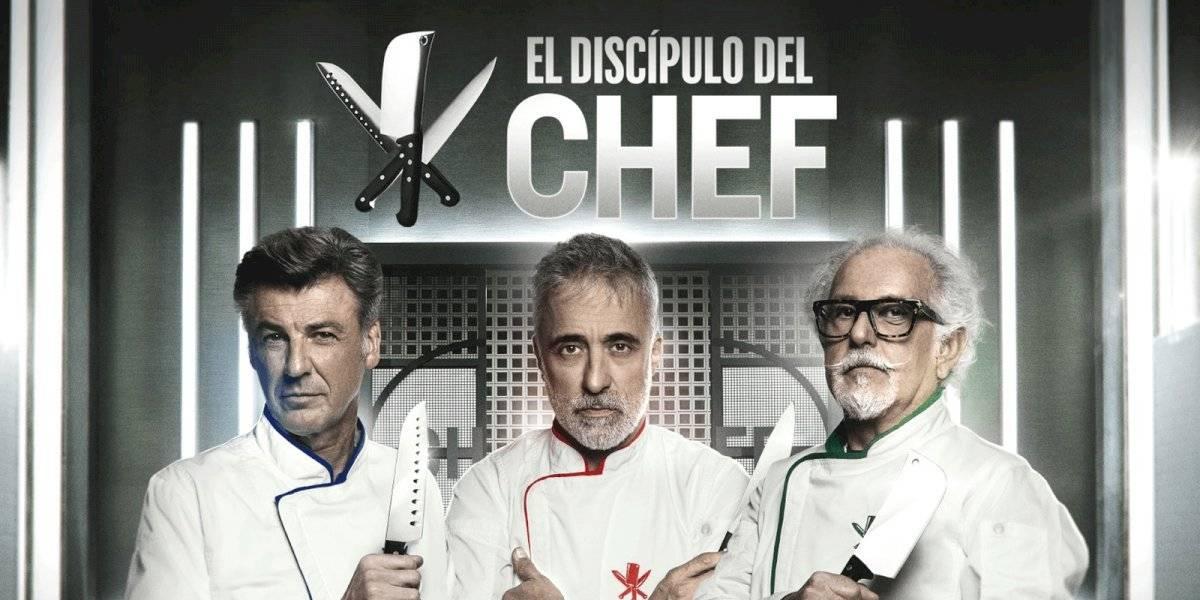 """""""El Discípulo del Chef"""": programa debutó con reconocidos personajes y en Twitter recordaron a Chris Carpentier"""