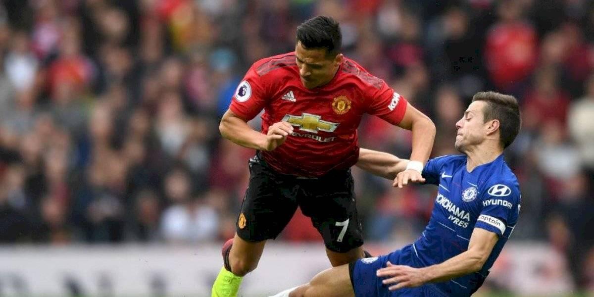 En Inglaterra dicen que Manchester United se aburrió definitivamente de Alexis y no lo quiere de vuelta en 2020