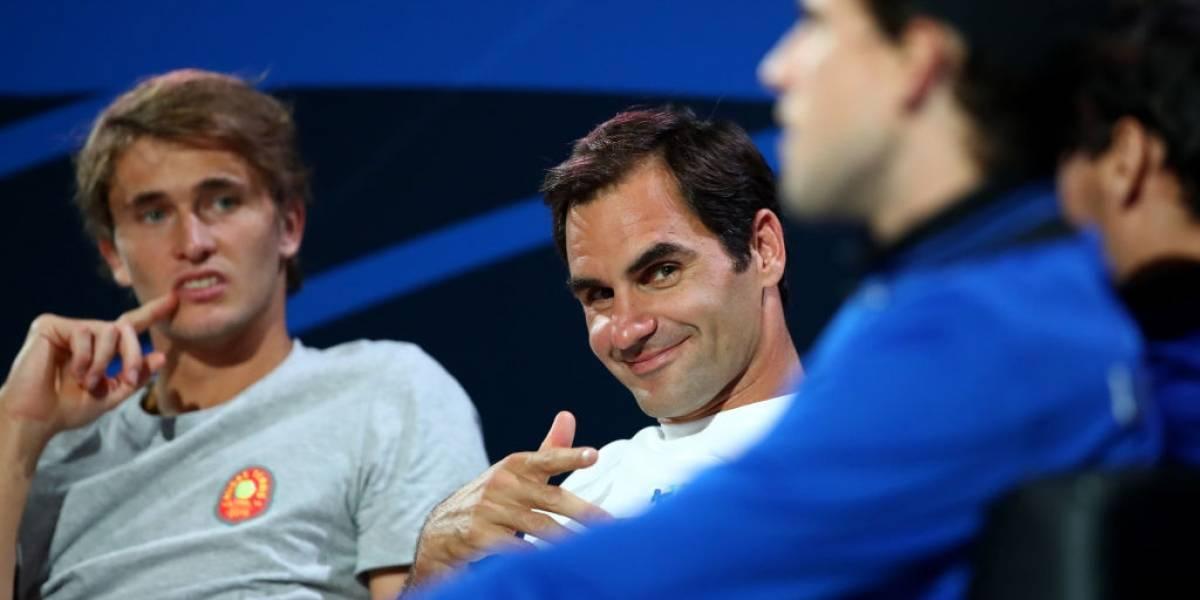 Ya hay fecha confirmada para el debut de Federer en Chile