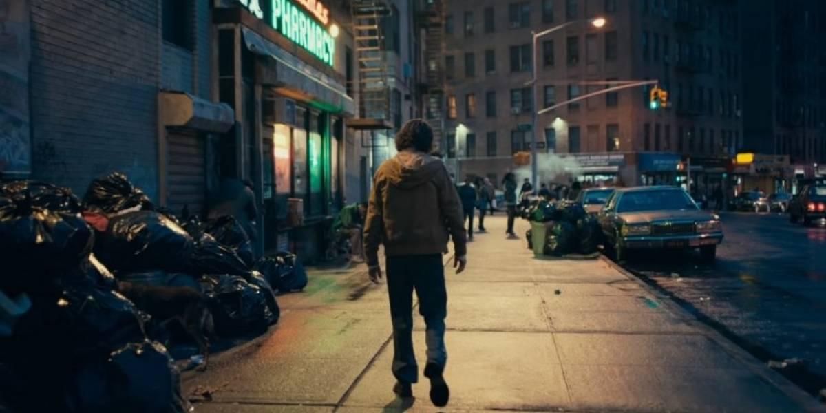 ¡Joker de Joaquin Phoenix sorprende! Y los autos de la película también