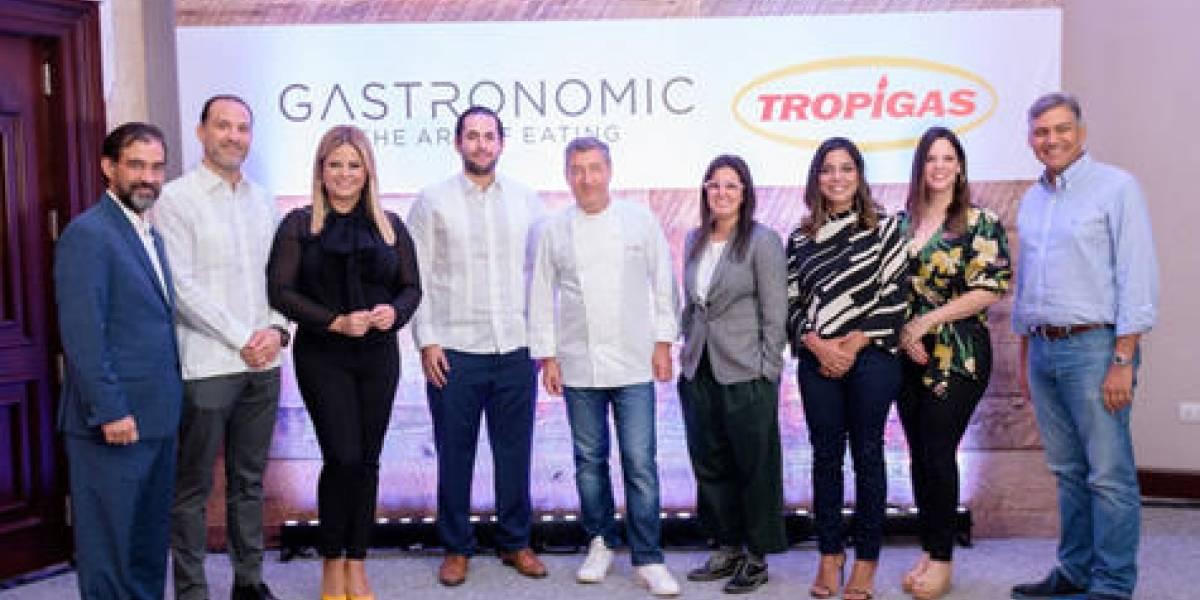 #TeVimosEn: Tropigas Dominicana realiza encuentro exclusivo con el chef Joan Roca