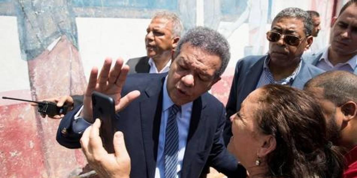 Leonel convoca a una marcha para pedir la anulación de primarias