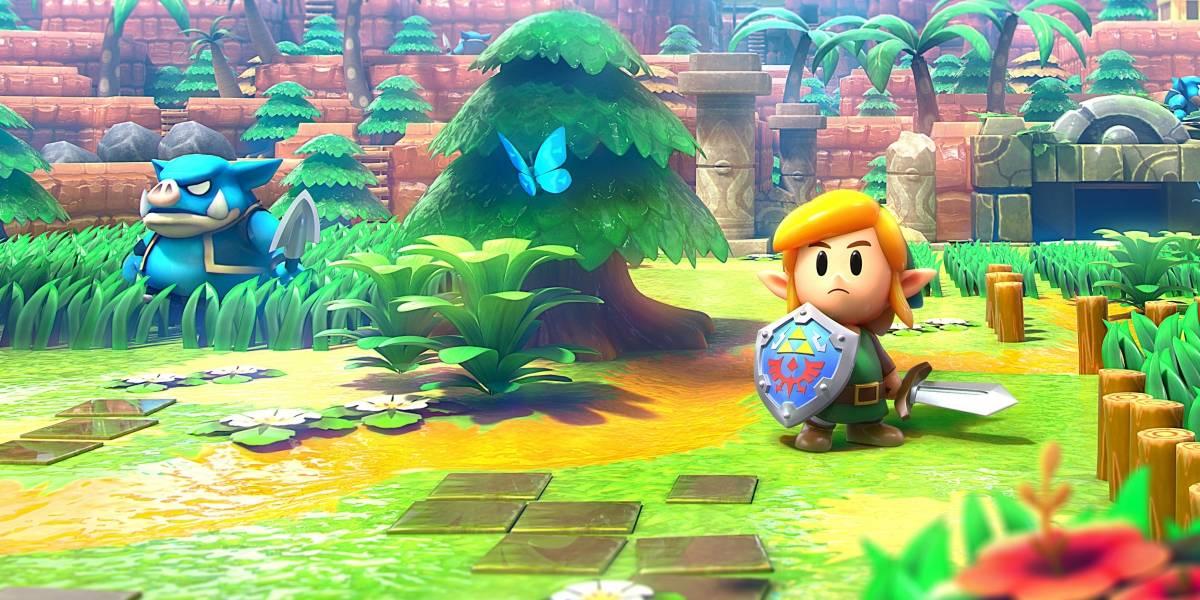 Resultado de imagem para The Legend of Zelda: Link´s Awakening