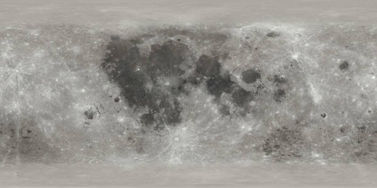 NASA crea un kit con animaciones inéditas de la Luna para artistas 3D