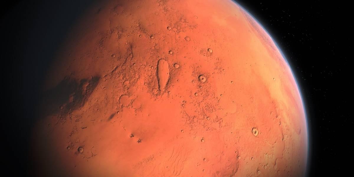 La NASA confirma el hallazgo de hielo enterrado en la superficie de Marte