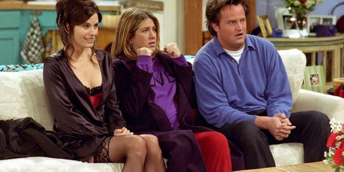 """""""Friends"""": protagonistas se reúnen y emocionan a sus fans"""
