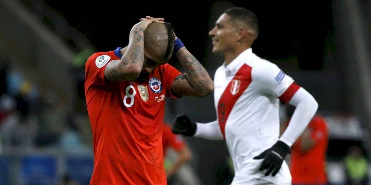 La Roja irá por la revancha de la Copa América ante Perú en noviembre