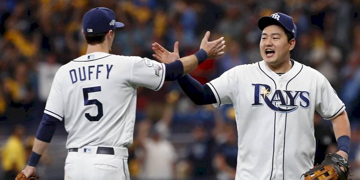 Los Rays tienen vida en la serie ante los Astros y obligan al cuarto juego
