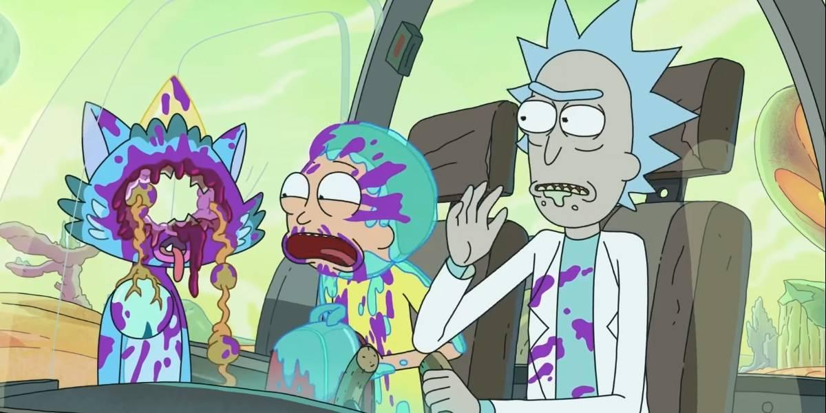 Rick and Morty: La crítica aclama el primer capítulo de su nueva temporada