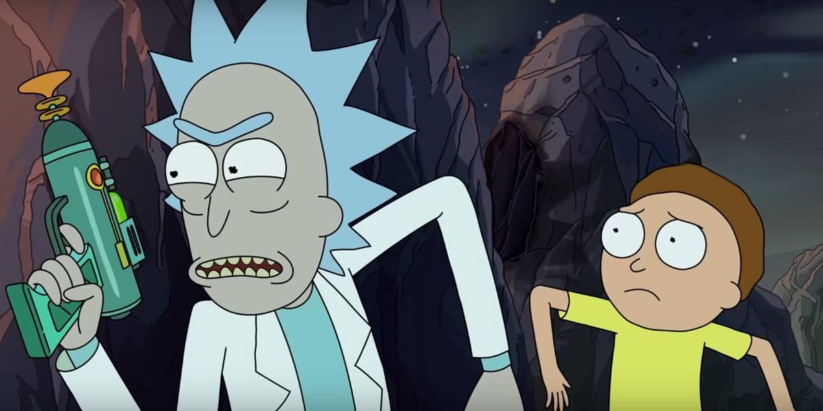 Rick and Morty te volará la cabeza con el tráiler de su cuarta temporada