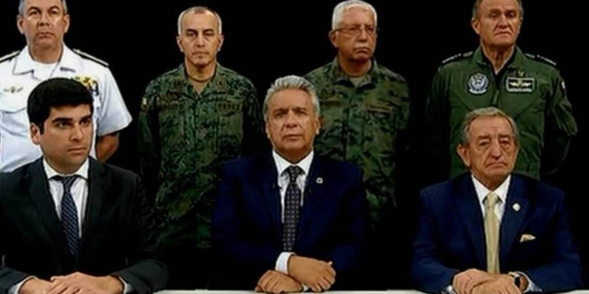 Lenín Moreno traslada la sede del Gobierno de Ecuador a Guayaquil