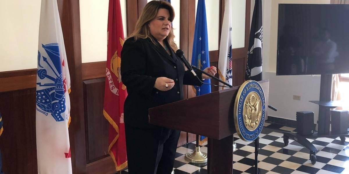 Jenniffer González no descarta la gobernación