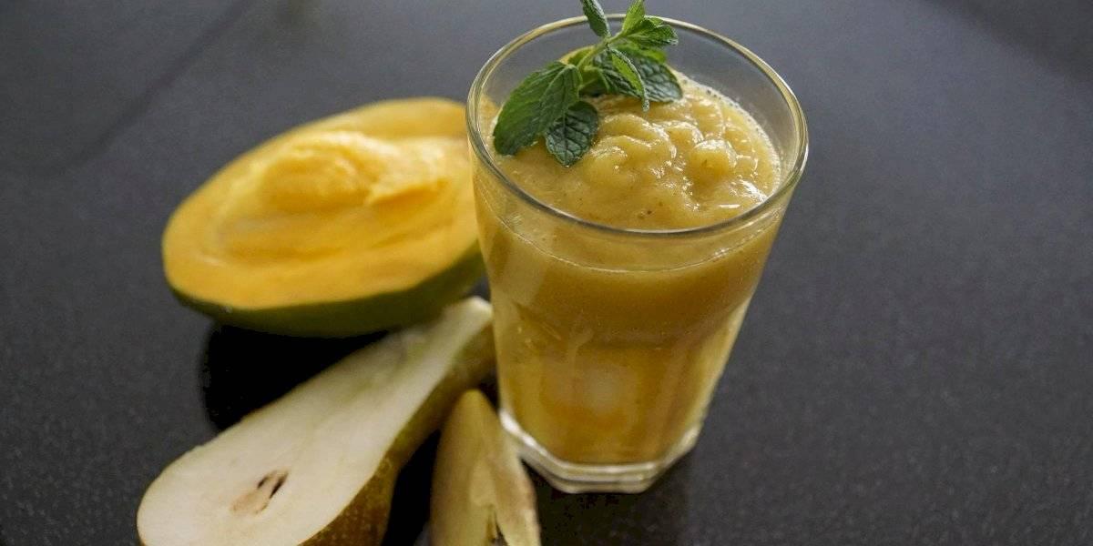 Vitamina tropical para emagrecer: bebida é rica em vitaminas e e ótima para a pele