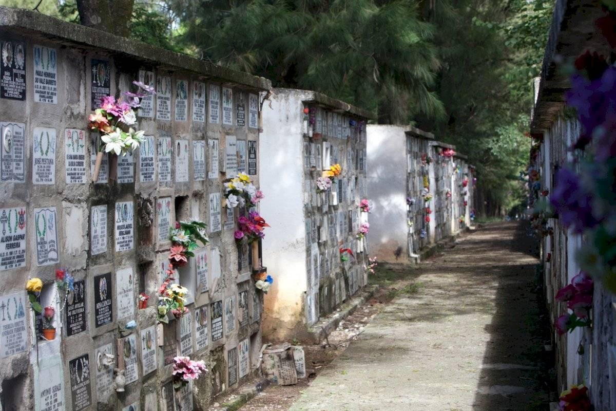 Cemitério São Pedro hoje Divulgação