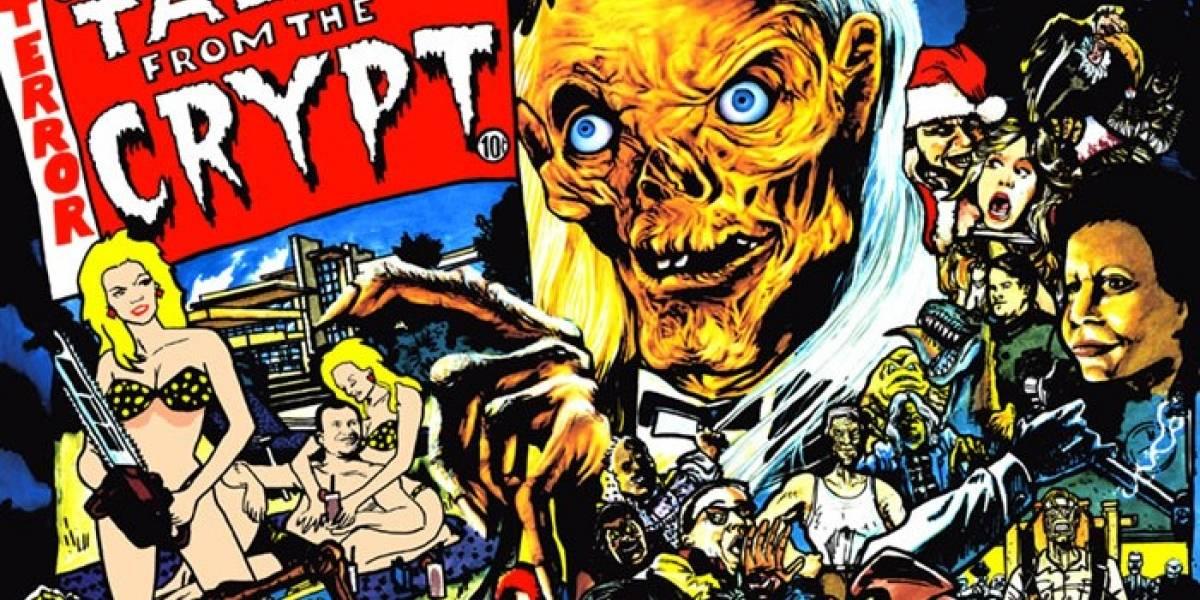 Conoce el Top 5 de los mejores Cómics de Terror