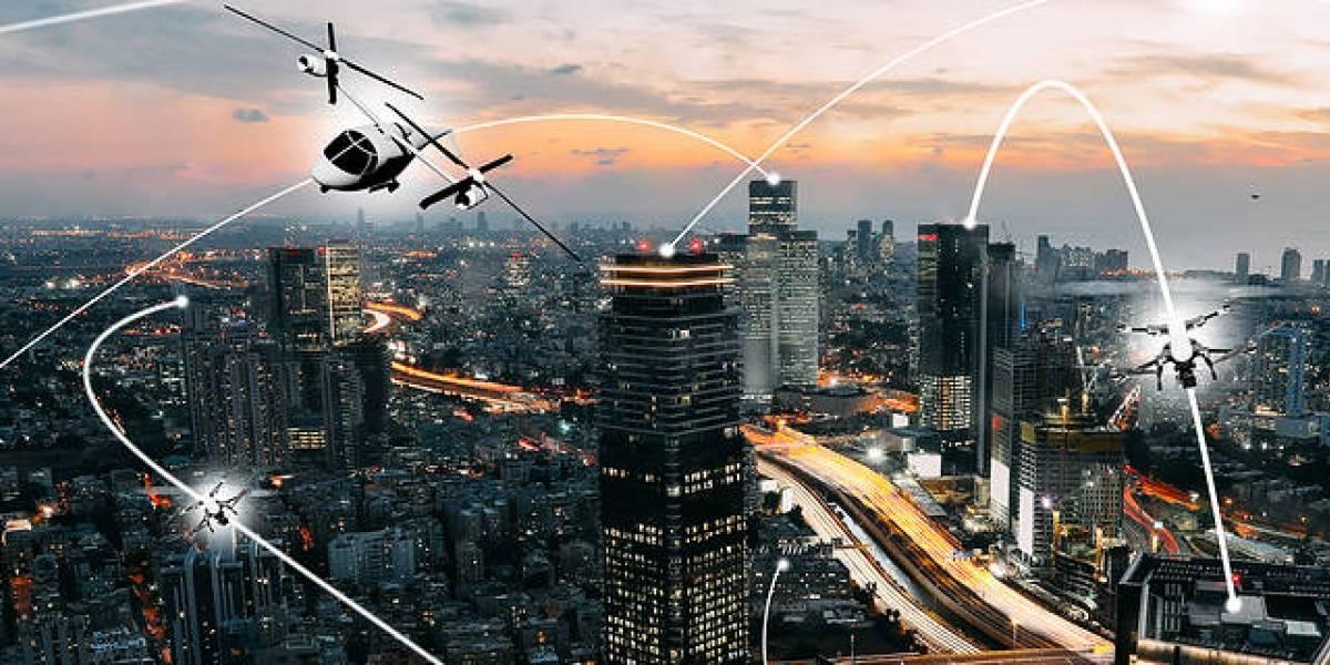NASA e Uber testam sistema para futuro transporte aéreo urbano