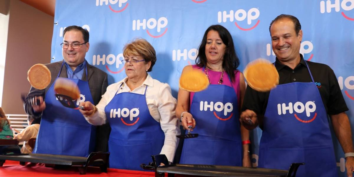 IHOP abre sus puertas en Ponce