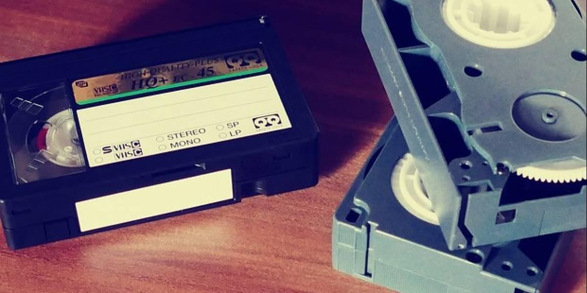 Aprende a realizar copias digitales de las cintas VHS