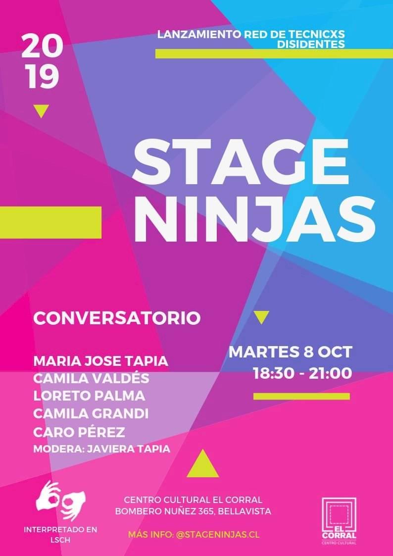 Stage Ninjas