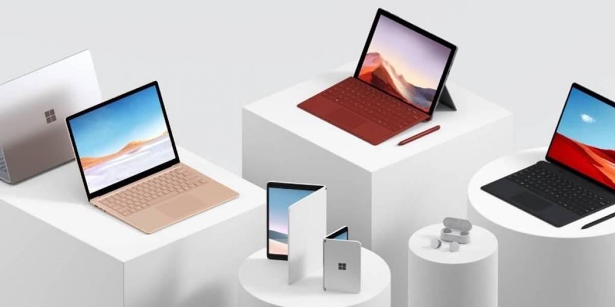 Windows 10X también sería para laptops, según documento filtrado