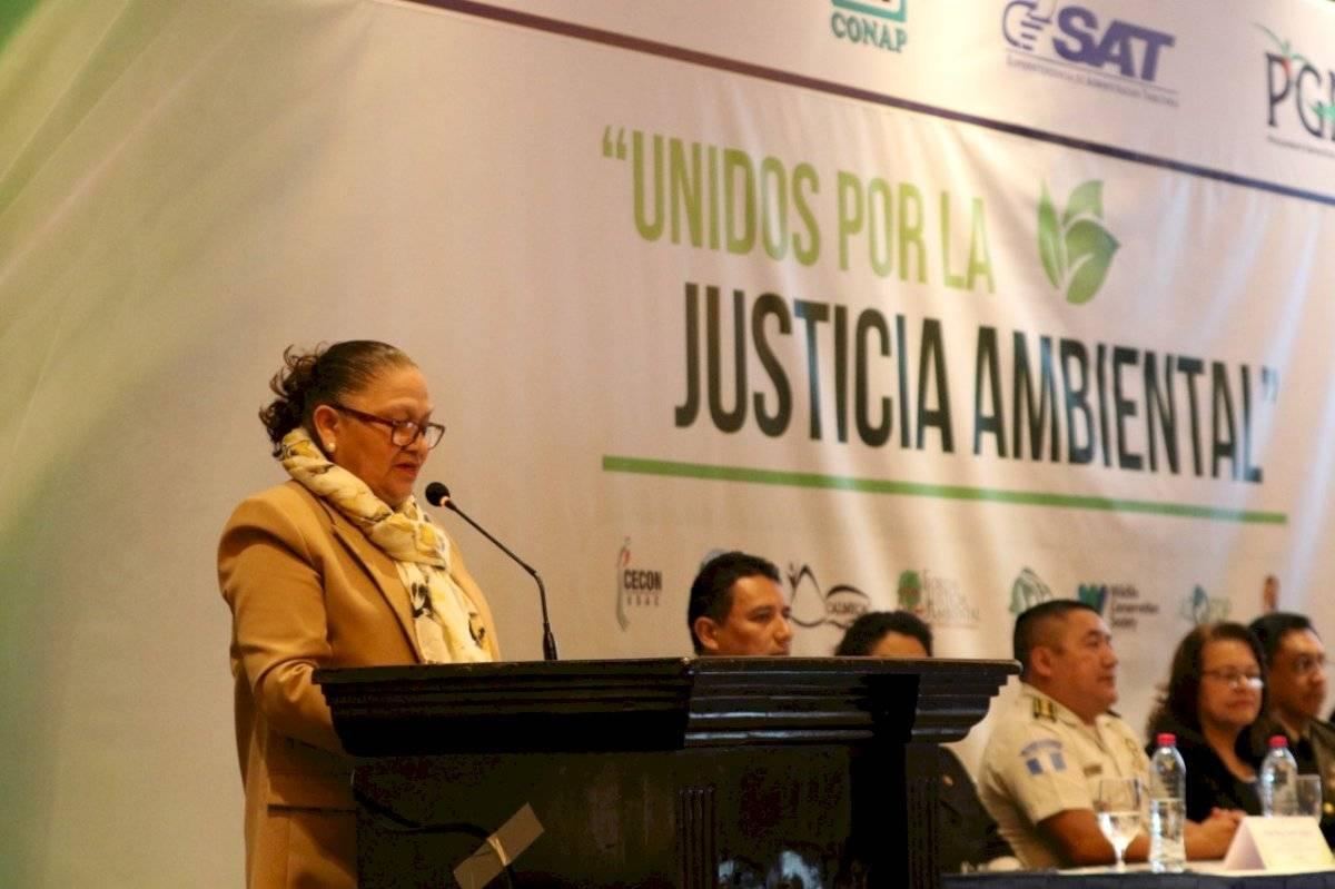 MP justicia ambiental