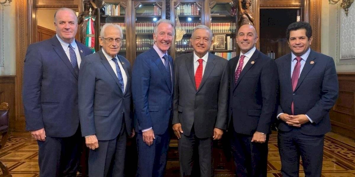 Legisladores de EU refrendan interés por ratificar el T-MEC